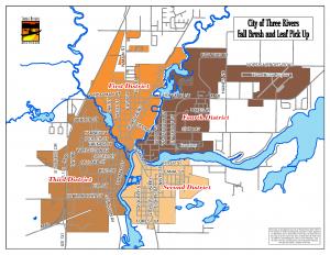 City district map